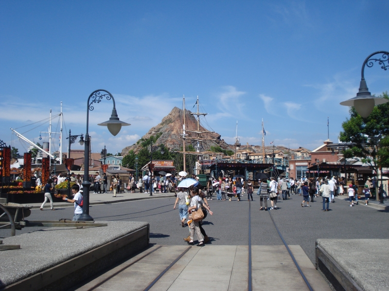 Tokyo Disney Sea is a staple of summer fun in Kanto